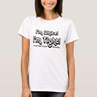T-shirt Ode au garçon blanc d'Andrea