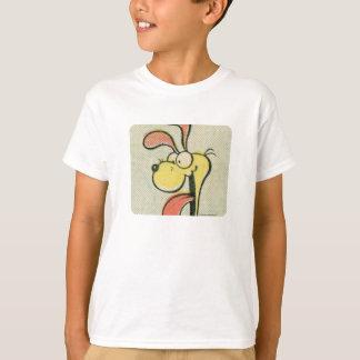 T-shirt Odie vintage, la chemise de l'enfant