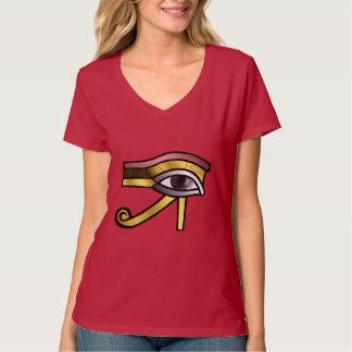 T-shirt Oeil d'or de Horus