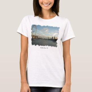 T-shirt Oeil et Parlement de Londres