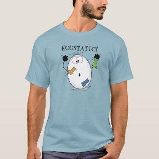 T-shirt Oeuf Eggstatic-Enthousiaste