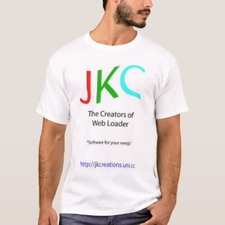 T-shirt officiel de défenseur de JKC