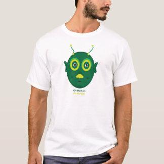 T-shirt Oh Martien, mon Martien