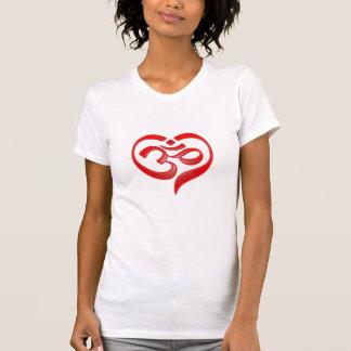 T-shirt ohm de coeur