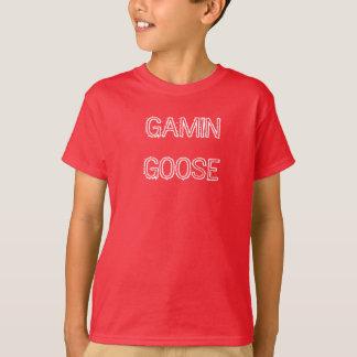 T-shirt oie de gamin
