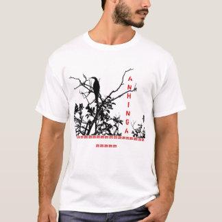 T-shirt Oiseau d'ANHINGA