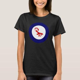 T-shirt Oiseau de Faintail Nouvelle Zélande Aotearoa