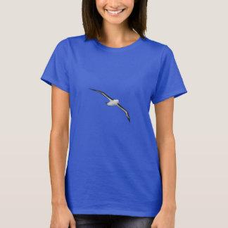 T-shirt Oiseau montant d'albatros