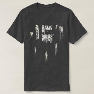 T-shirt Oiseau Poo