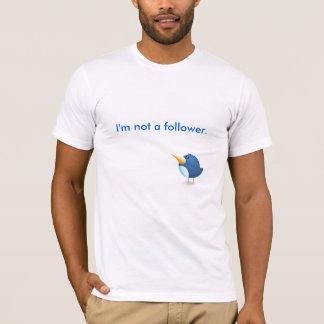 T-shirt Oiseau solitaire