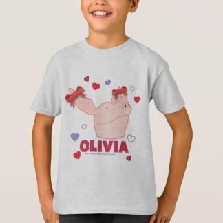 T-shirt Olivia - coeurs