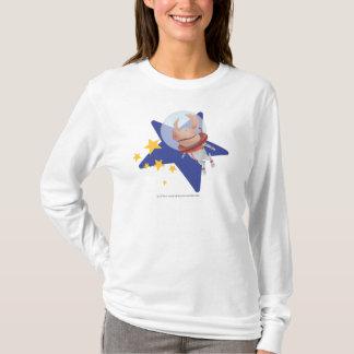 T-shirt Olivia l'astronaute