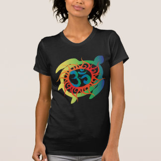 T-shirt OM-Tatto-Vibrant-Tortue