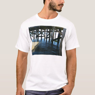 T-shirt Ombres de dock