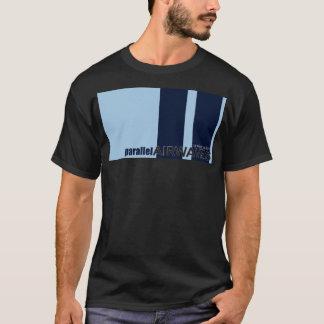 T-shirt Ondes hertziennes parallèles de Cassidy Dalton