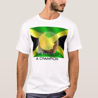 T-shirt ongle du pouce, Yam_sm jaune, LA NOURRITURE… -