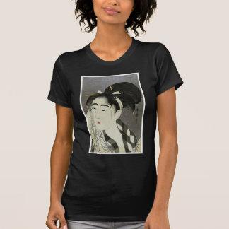 T-shirt Onna de fuku d'Ase o