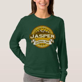 T-shirt Or de jaspe