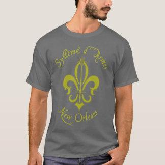 T-shirt Or de SDA