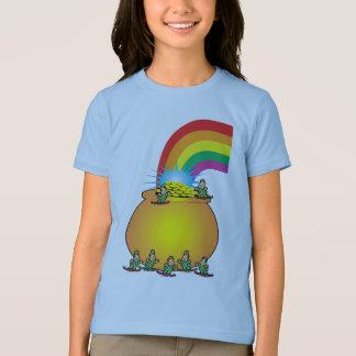 T-shirt Or du pot O'