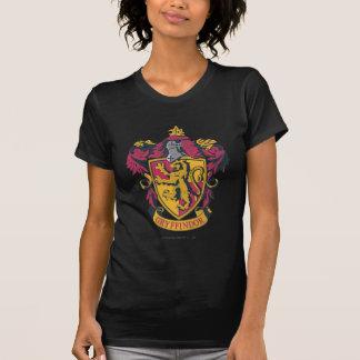 T-shirt Or et rouge de crête de Harry Potter | Gryffindor