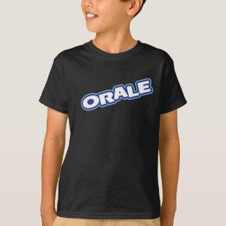 T-shirt Orale badine la chemise