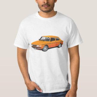 T-shirt Orange de SAAB 99