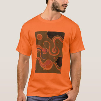 T-shirt organes