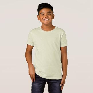 T-shirt organique de l'habillement américain des