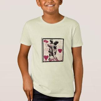 T-shirt organique de première passion