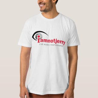 T-shirt organique d'IamNotJerry