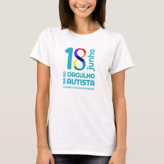 T-shirt Orgueil Autistique