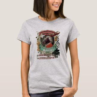 T-shirt Orignaux animaux de compositeur de Wolfgang