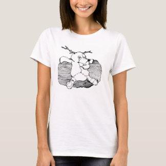 T-shirt Orignaux bourrés