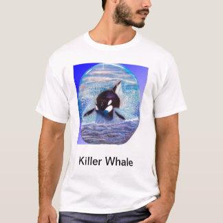 T-shirt orque 001, épaulard