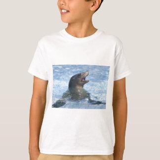 T-shirt Otarie de la Californie de portrait