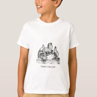 T-shirt Otarie de Steller