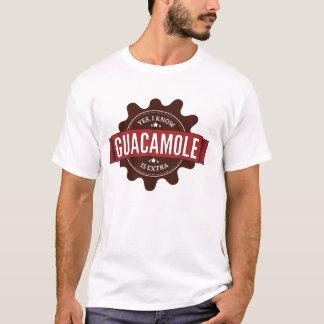 T-shirt Oui, je sais que le guacamole est chemise