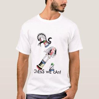 T-shirt Oui nous pouvons ?