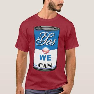T-shirt Oui nous POUVONS