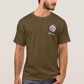 T-shirt Oui nous pouvons :  La parole de silence…
