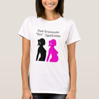 "T-shirt ""Oui"" syndrome Courrier-Traumatique"