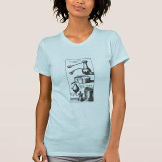 T-shirt Outils de cuisine de cuisine d'alchimie