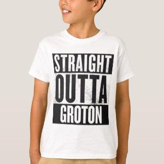 T-shirt Outta droit Groton
