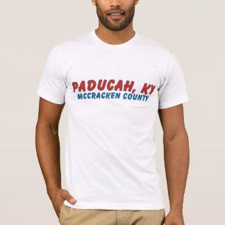 T-shirt Paducah KY le compté de McCracken Seat