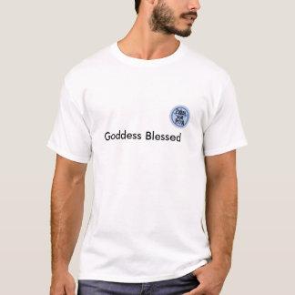 T-shirt païen et fier, déesse bénie