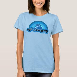 T-shirt paix de pho