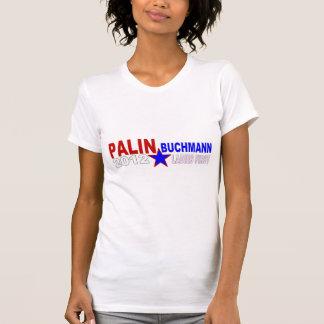T-shirt Palin-Buchmann 2012 (les dames en premier)