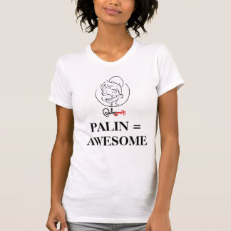 T-SHIRT PALIN = IMPRESSIONNANT