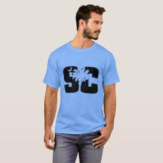 T-shirt Palmetto de Sc la Caroline du Sud